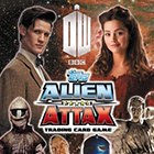 2013 Topps Doctor Who Alien Attax Trading Card Game