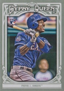 Jurickson Profar Rookie Card and Prospect Card Guide 4