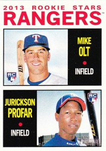 Jurickson Profar Rookie Card and Prospect Card Guide 5