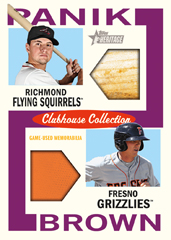 2013 Topps Heritage Minor League Baseball Cards 5