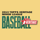 2013 Topps Heritage Minor League Baseball Cards