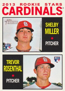Shelby Miller Rookie Card and Prospect Card Guide 5