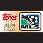 2013 Topps MLS Soccer Cards