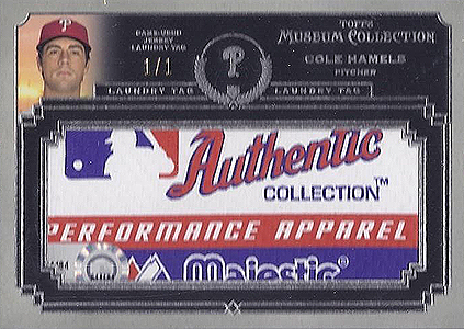 What's Hot in 2013 Topps Museum Collection Baseball 33