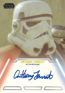 2013 Topps Star Wars Jedi Legacy Autographs Showcase 11