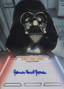 2013 Topps Star Wars Jedi Legacy Autographs Showcase 6