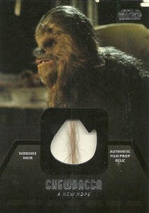 2013 Topps Star Wars Jedi Legacy Relic Cards Guide 5