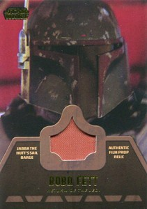 2013 Topps Star Wars Jedi Legacy Relic Cards Guide 15