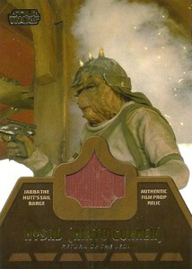 2013 Topps Star Wars Jedi Legacy Relic Cards Guide 18