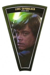2013 Topps Star Wars Jedi Legacy The Circle is Now Complete Luke Lightsaber