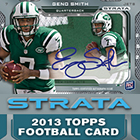 2013 Topps Strata Football Cards