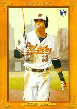Manny Machado Rookie Cards Checklist and Guide 25