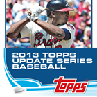2013 Topps Update Series Baseball Cards