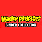 2013 Topps Wacky Packages Binder Collection