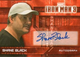 Iron Man Autographs Trading Card Guide 18
