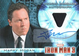 Iron Man Autographs Trading Card Guide 21