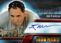 Iron Man Autographs Trading Card Guide 10