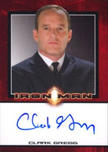 Iron Man Autographs Trading Card Guide 6