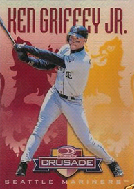 1998 Donruss Crusade Ken Griffey Jr.