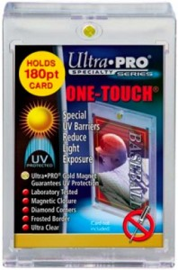 Ultra Pro One-Touch Magnetic Cases Guide - New Line and Sizing 32