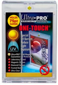 Ultra Pro One-Touch Magnetic Cases Guide - New Line and Sizing 25
