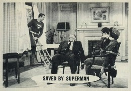 A Brief History of Superman Trading Cards 2