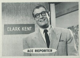 1966 Topps Superman 4 Ace Reporter