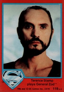 1978 Topps Superman the Movie Series 2 Base Card