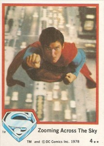 1978 Topps Superman the Movie Series 1 Base Card