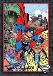 A Brief History of Superman Trading Cards 67