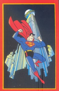 A Brief History of Superman Trading Cards 44