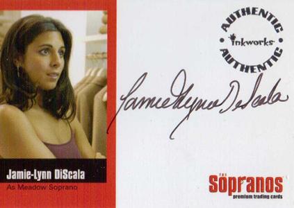 2005 Inkworks Sopranos Season 1 Trading Cards 22