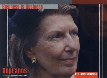 2005 Inkworks Sopranos Season 1 Trading Cards 25