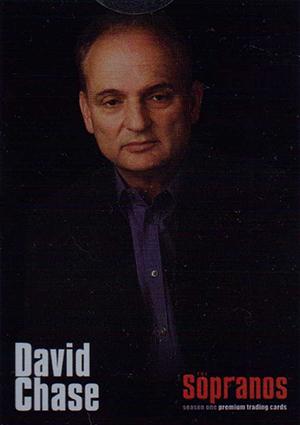 2005 Inkworks Sopranos Season 1 Trading Cards 26