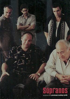 2005 Inkworks Sopranos Season 1 Trading Cards 27
