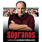 2005 Inkworks Sopranos Season 1 Trading Cards