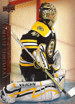 2007-08 Upper Deck Tuukka Rask RC