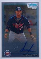 Miguel Sano Baseball Card Highlights