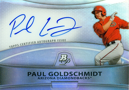 Paul Goldschmidt Cards, Rookie Cards and Memorabilia Guide 6