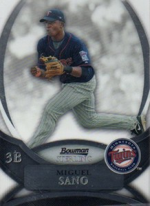 Miguel Sano Baseball Card Highlights 6