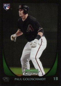 Paul Goldschmidt Cards, Rookie Cards and Memorabilia Guide 2