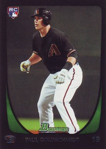 Paul Goldschmidt Cards, Rookie Cards and Memorabilia Guide 1