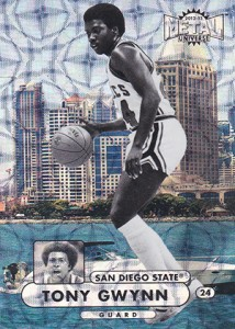 Tony Gwynn Basketball Cards Included in 2012-13 Fleer Retro 3