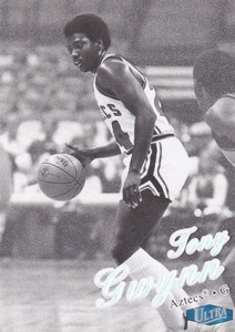 Tony Gwynn Basketball Cards Included in 2012-13 Fleer Retro 5