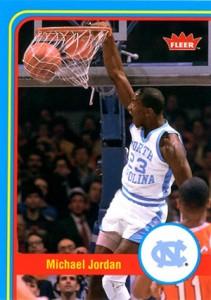 2012-13 Fleer Retro Michael Jordan Cards Soar 1