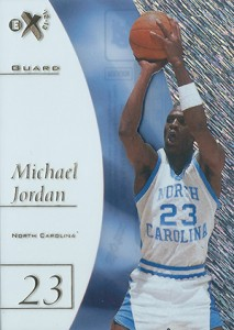 2012-13 Fleer Retro Michael Jordan Cards Soar 5