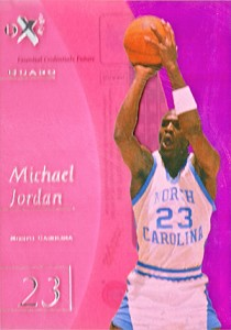 2012-13 Fleer Retro Michael Jordan Cards Soar 6