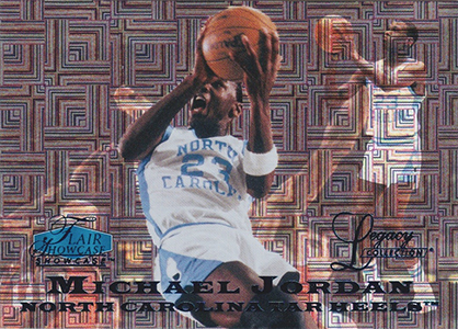 2012-13 Fleer Retro Michael Jordan Cards Soar 8