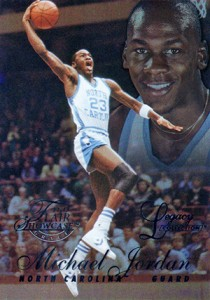 2012-13 Fleer Retro Michael Jordan Cards Soar 7