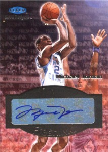 2012-13 Fleer Retro Michael Jordan Cards Soar 10